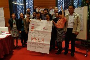 The new MELA crew