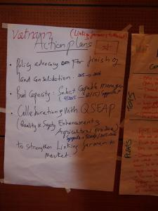 Action plan Vietnam